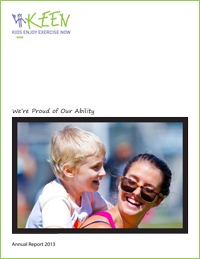 KEEN USA Annual Report 2013